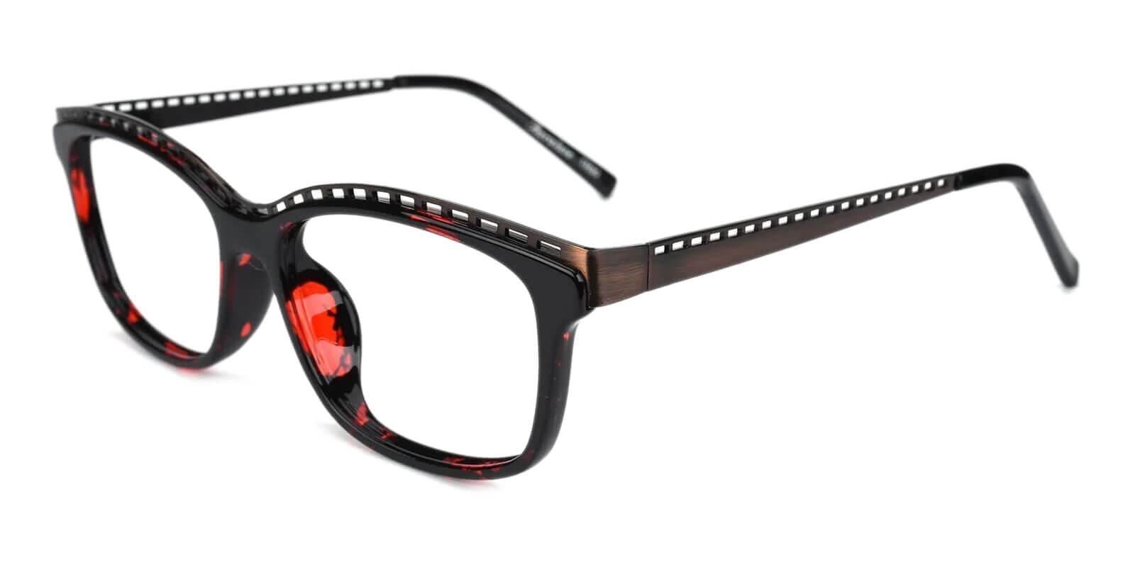 Relive Leopard TR Eyeglasses , UniversalBridgeFit Frames from ABBE Glasses