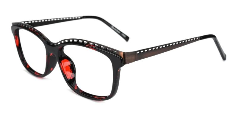 Leopard Relive - TR Eyeglasses , UniversalBridgeFit