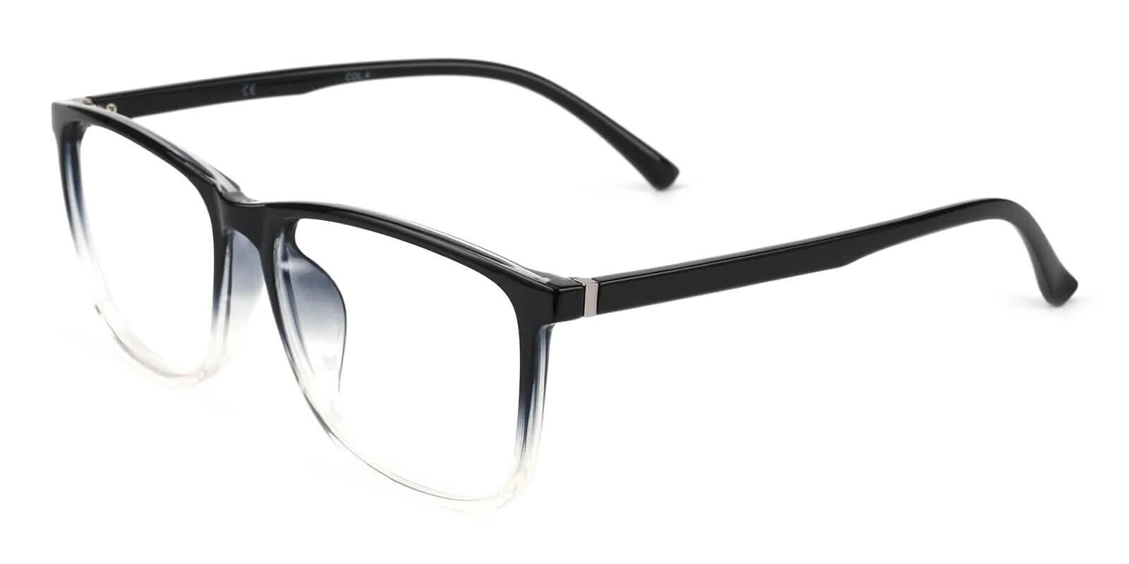 Planete Black TR Eyeglasses , UniversalBridgeFit Frames from ABBE Glasses