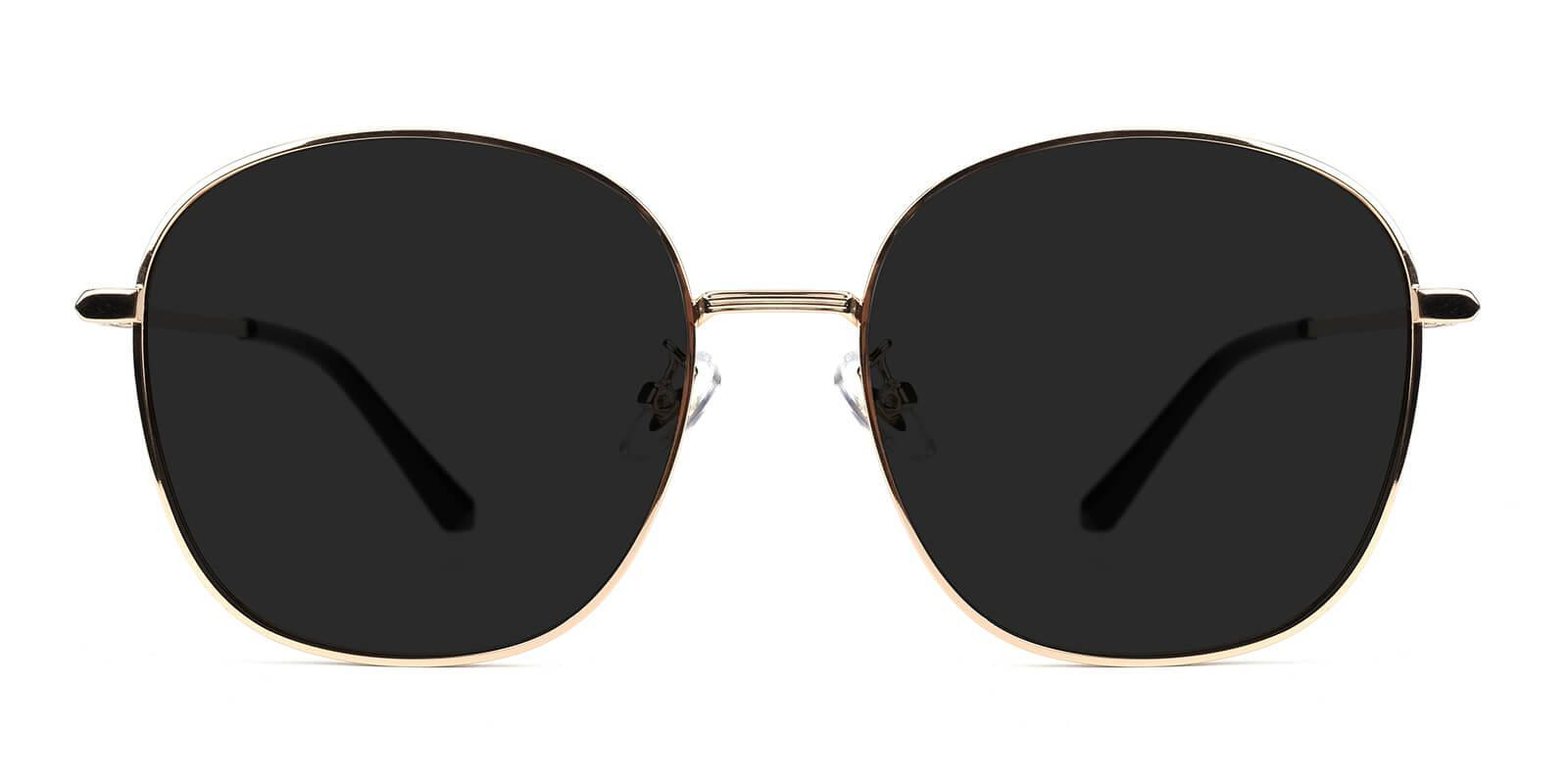 Sequence Black Metal NosePads , SpringHinges , Sunglasses Frames from ABBE Glasses