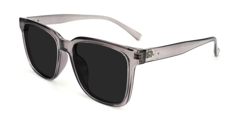Gray Concept - TR Sunglasses , UniversalBridgeFit