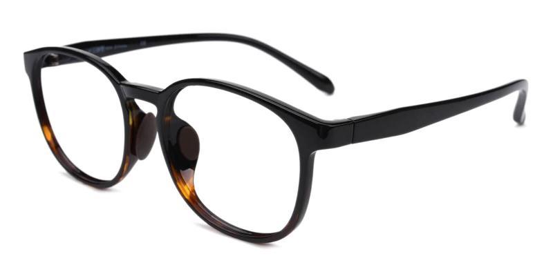 Black Alchemist - TR Eyeglasses , Lightweight , UniversalBridgeFit