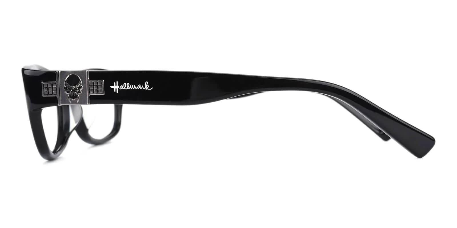 Alba Black TR Eyeglasses , UniversalBridgeFit Frames from ABBE Glasses