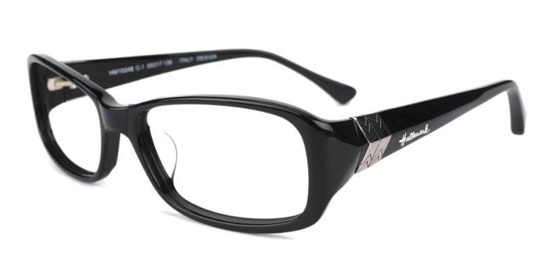 Black Era - TR Eyeglasses , UniversalBridgeFit