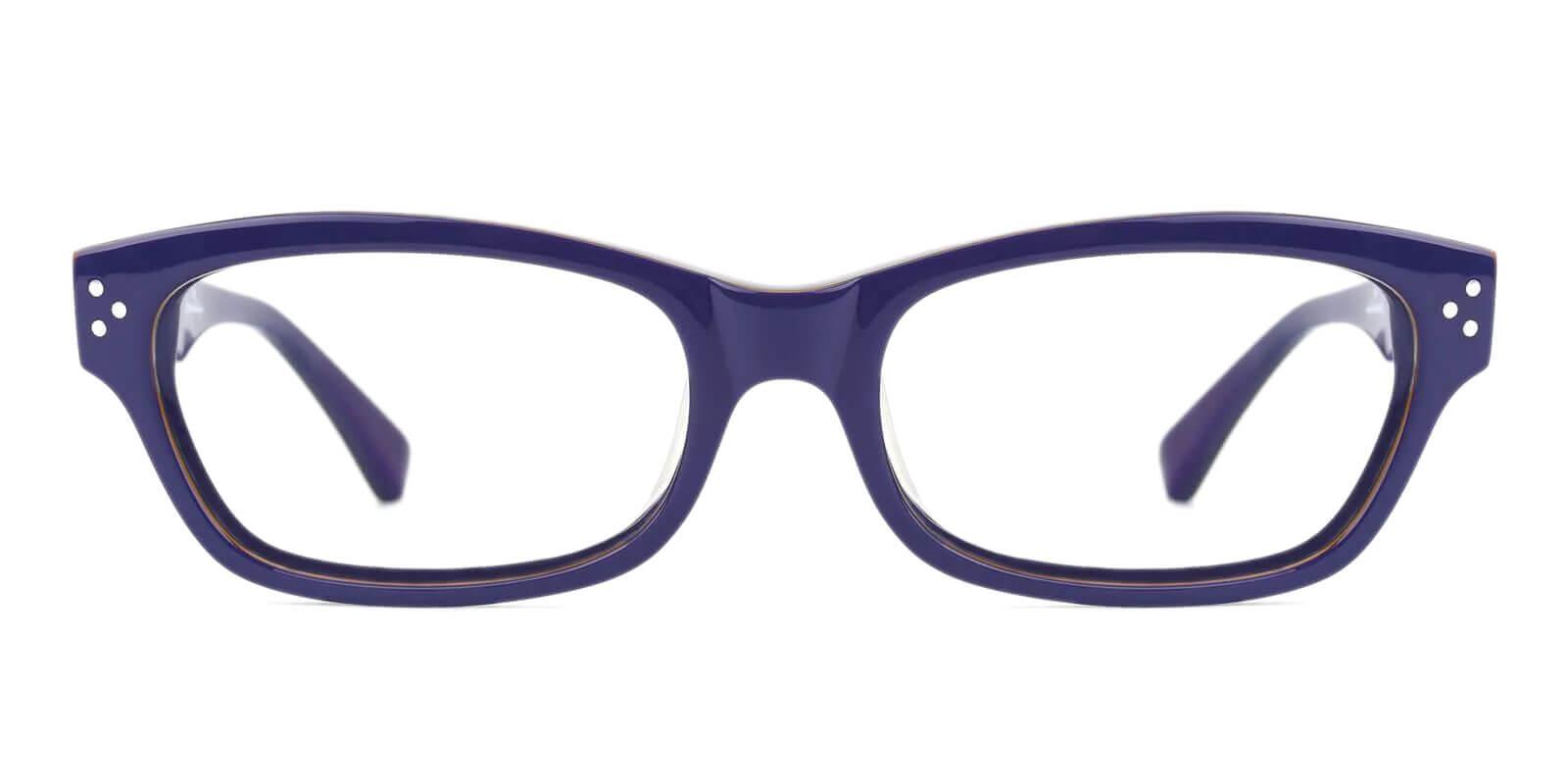 Giroux Purple TR Eyeglasses , UniversalBridgeFit Frames from ABBE Glasses
