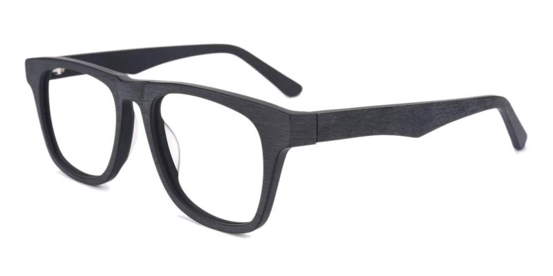 Black Mood - TR Eyeglasses , UniversalBridgeFit