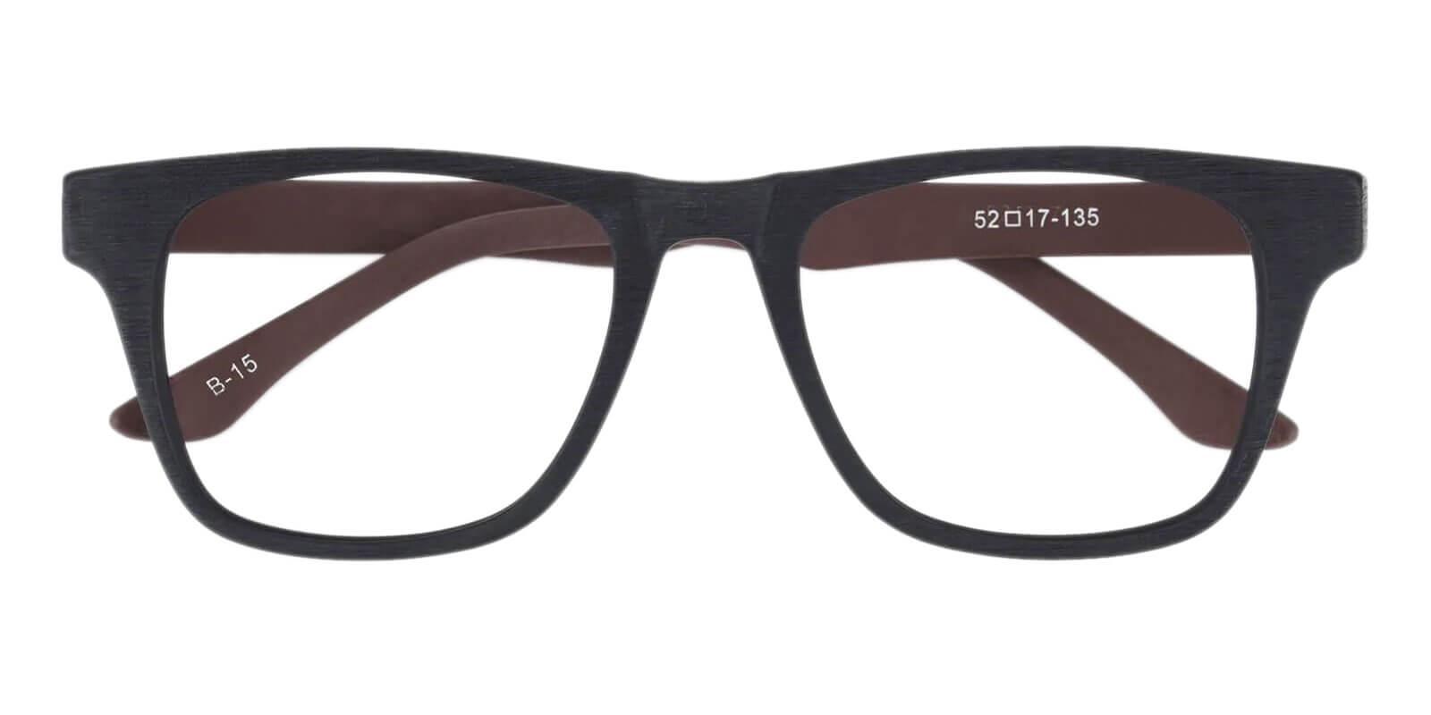 Mood Brown TR Eyeglasses , UniversalBridgeFit Frames from ABBE Glasses