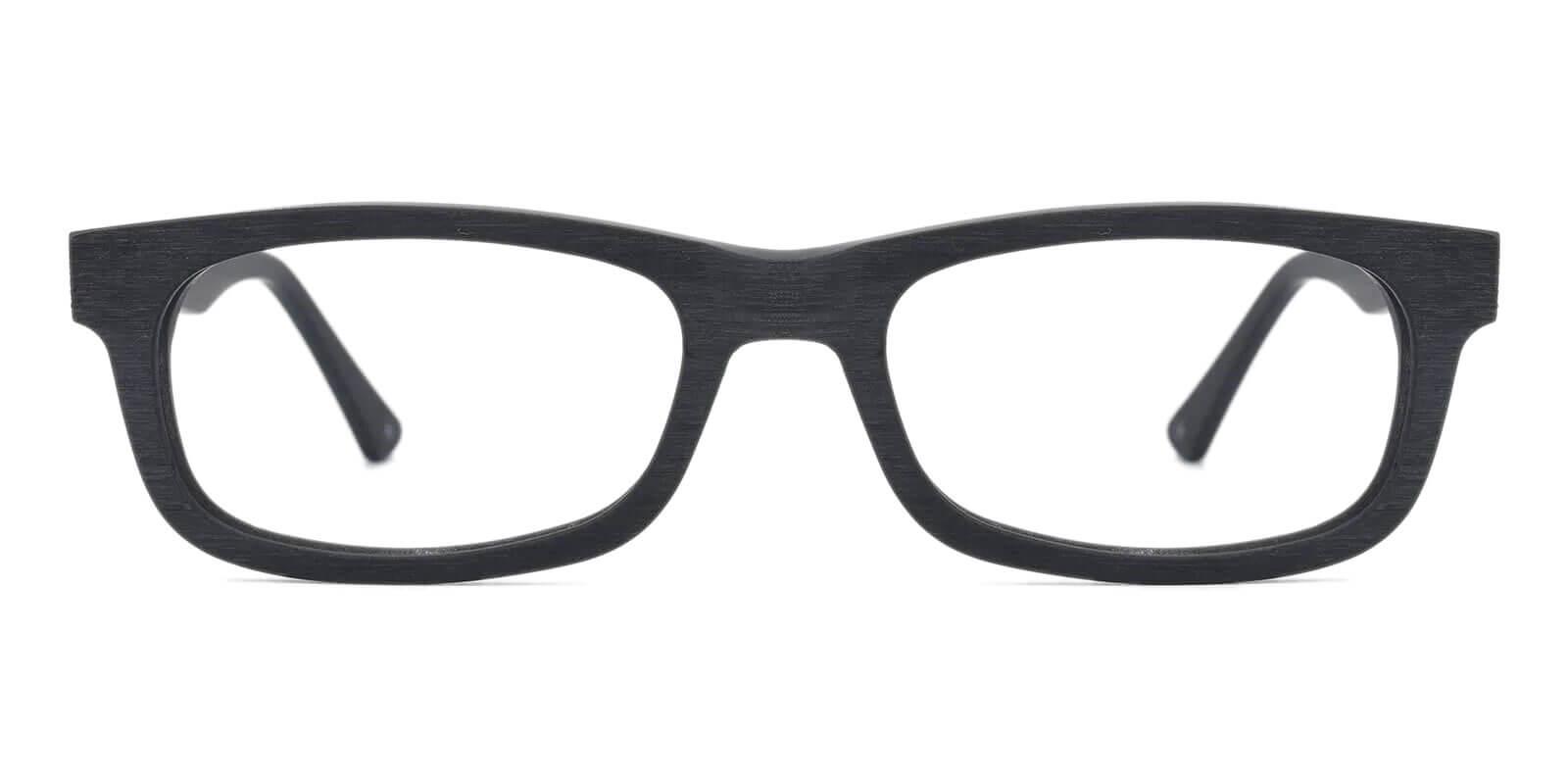 Chilliwack Black TR Eyeglasses , UniversalBridgeFit Frames from ABBE Glasses