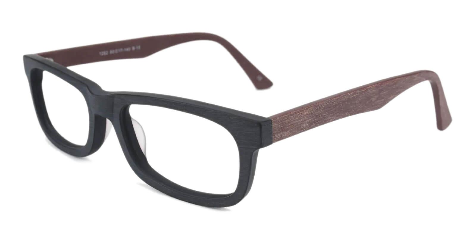 Chilliwack Brown TR Eyeglasses , UniversalBridgeFit Frames from ABBE Glasses