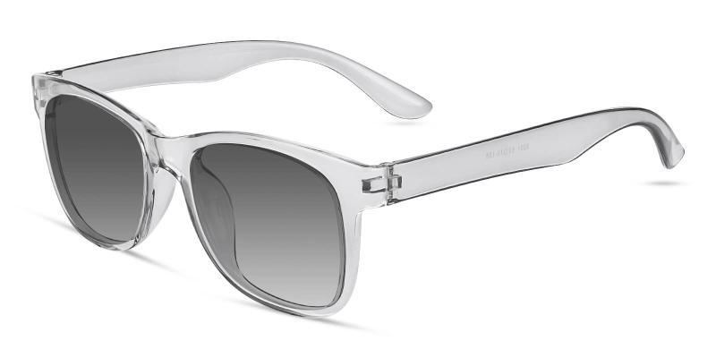 Gray Symmetry - TR Sunglasses , UniversalBridgeFit