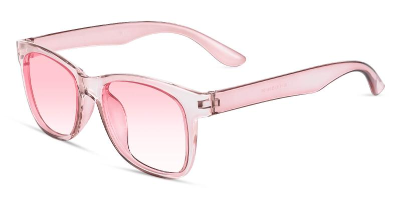 Pink Symmetry - TR Sunglasses , UniversalBridgeFit