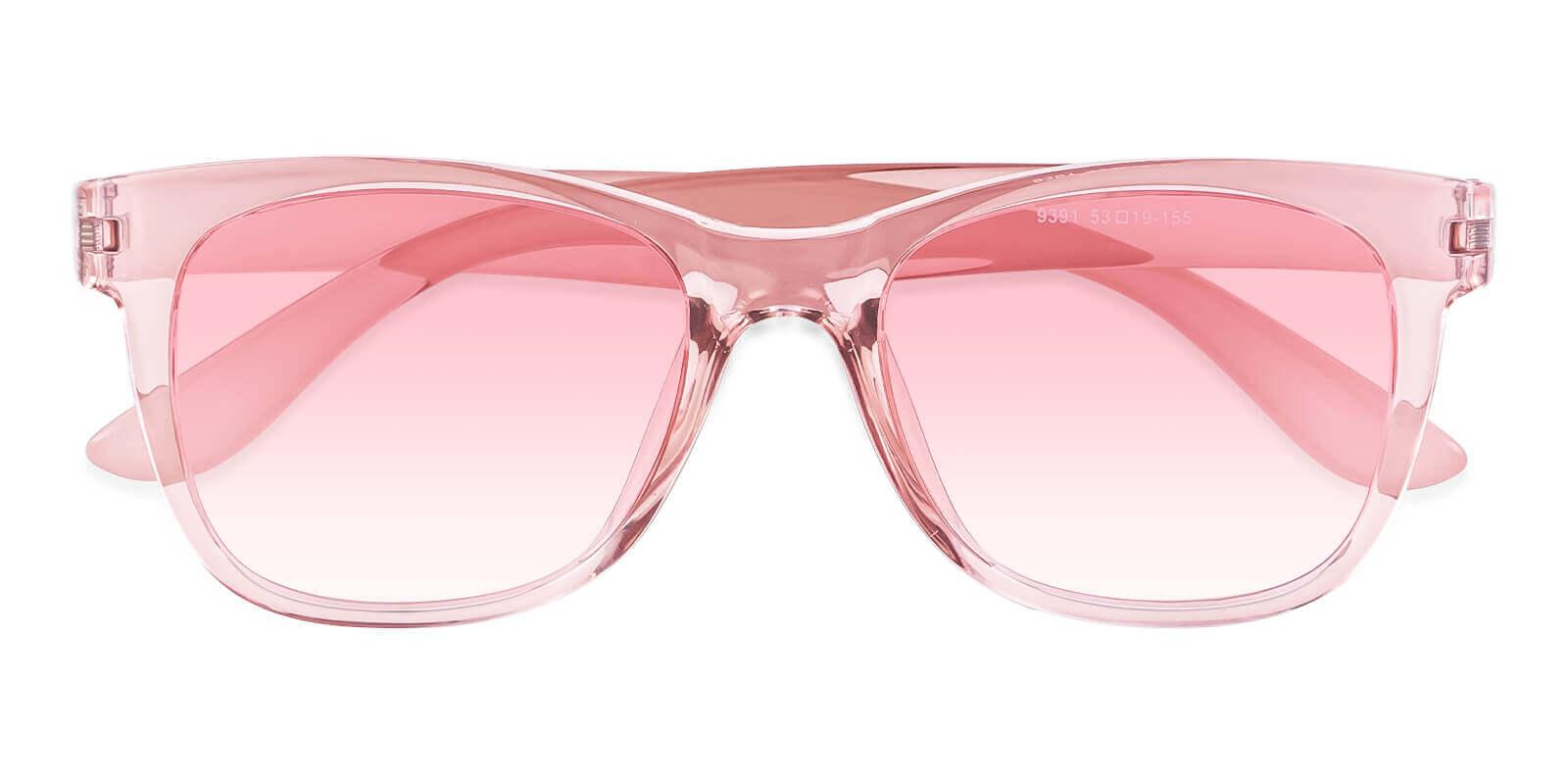 Symmetry Pink TR Sunglasses , UniversalBridgeFit Frames from ABBE Glasses