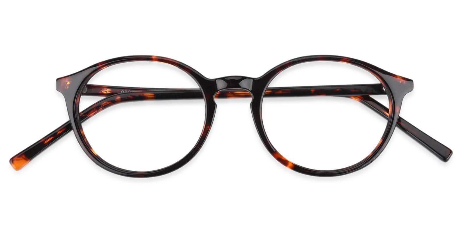 Esteban Tortoise TR Eyeglasses , UniversalBridgeFit Frames from ABBE Glasses