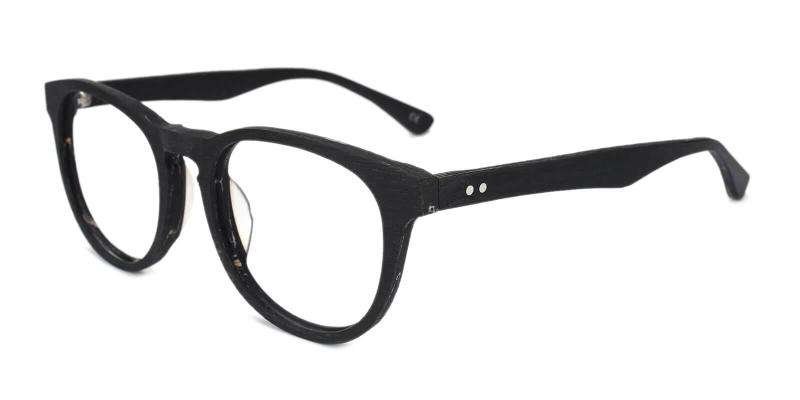 Black Pacific - TR Eyeglasses , UniversalBridgeFit