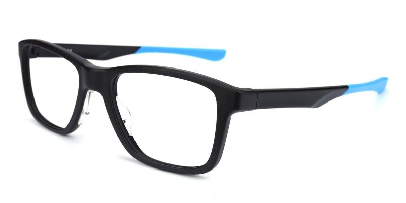 Blue Poise - TR SportsGlasses , UniversalBridgeFit