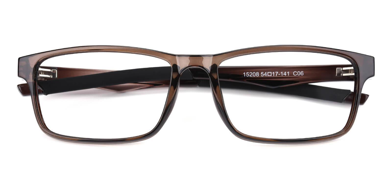 Arctic Gray TR Eyeglasses , SportsGlasses , UniversalBridgeFit Frames from ABBE Glasses