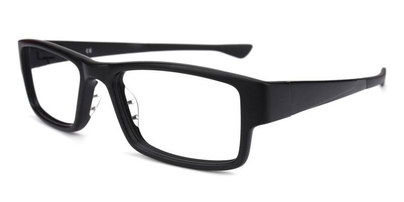 Black Cassini - TR SportsGlasses , UniversalBridgeFit