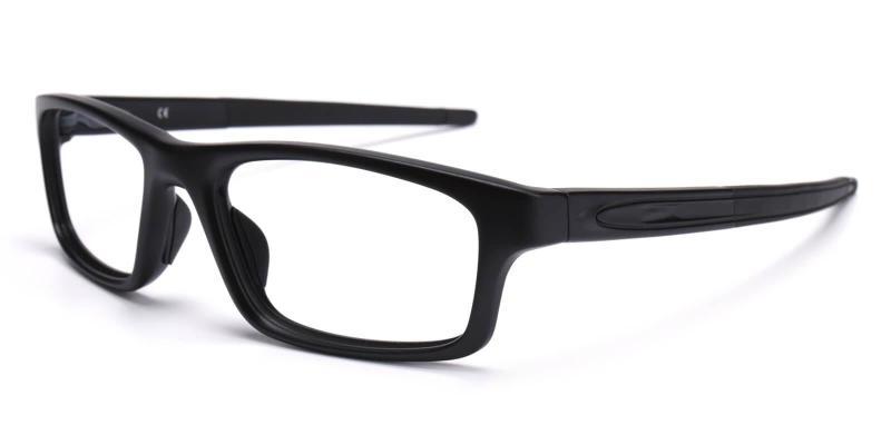 Black Yokote - TR SportsGlasses , UniversalBridgeFit
