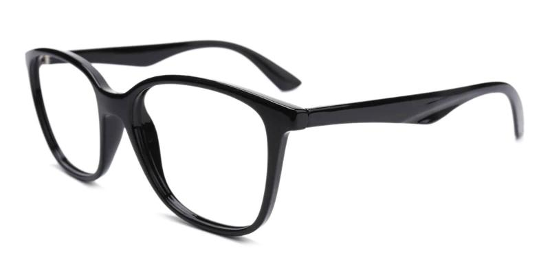 Black Northern - TR Eyeglasses , UniversalBridgeFit