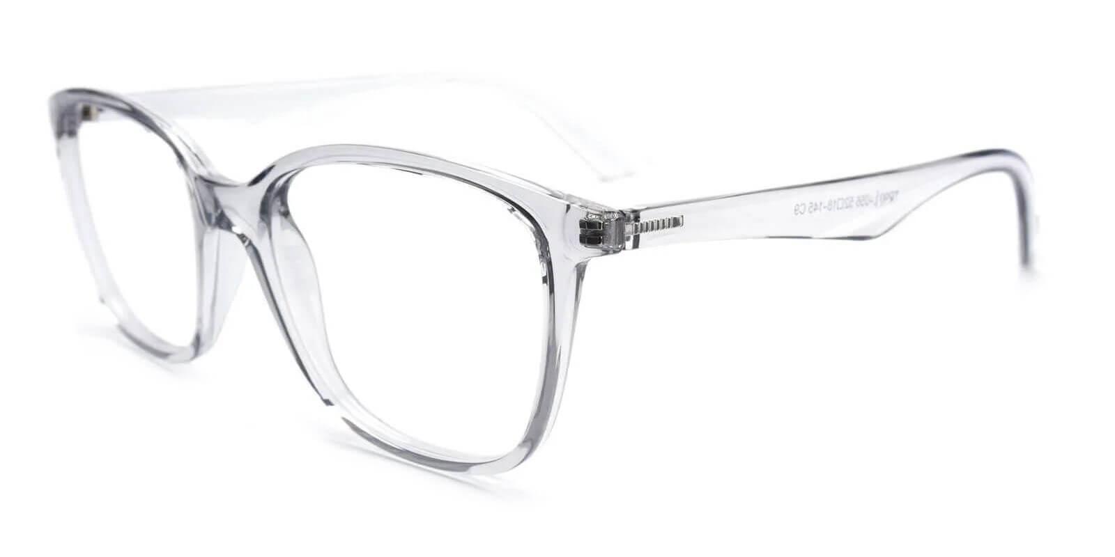 Northern Gray TR Eyeglasses , UniversalBridgeFit Frames from ABBE Glasses