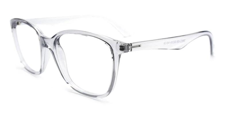 Gray Northern - TR Eyeglasses , UniversalBridgeFit