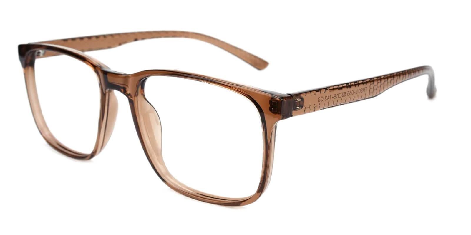 Warren Brown TR Eyeglasses , UniversalBridgeFit Frames from ABBE Glasses