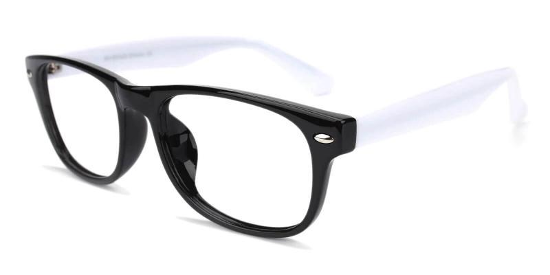 Multicolor Mode - Plastic Eyeglasses , UniversalBridgeFit