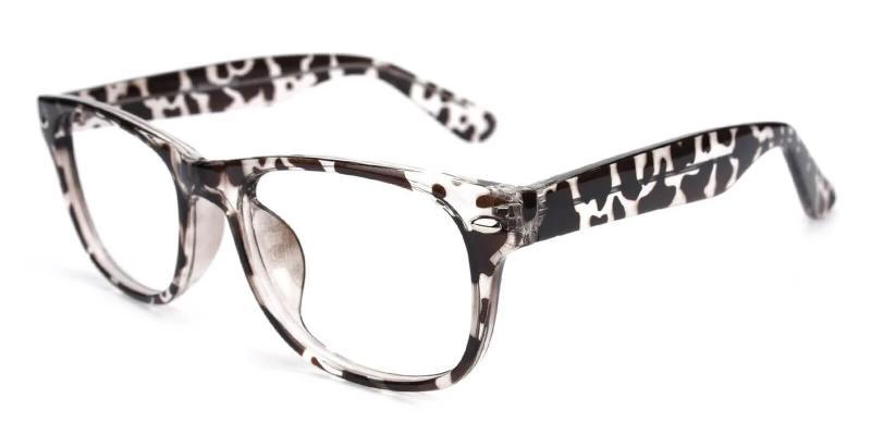 Pattern Mode - Plastic Eyeglasses , UniversalBridgeFit