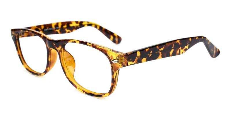 Tortoise Mode - Plastic Eyeglasses , UniversalBridgeFit