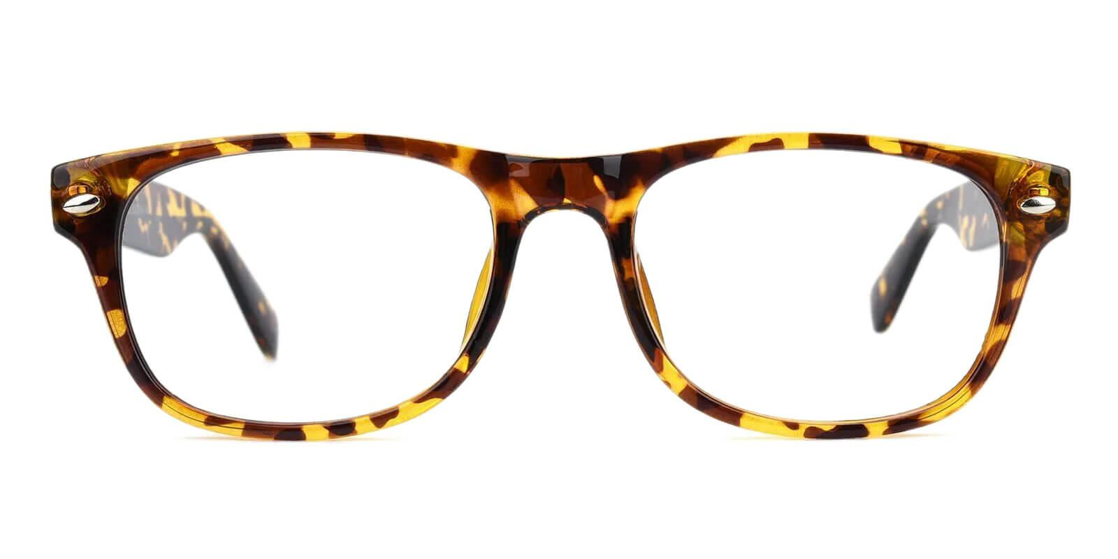 Mode Tortoise Plastic Eyeglasses , UniversalBridgeFit Frames from ABBE Glasses