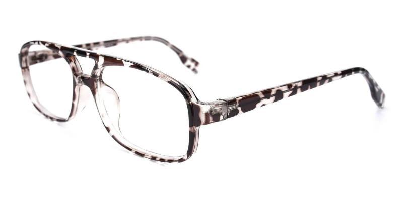 Pattern Rivet - Plastic Eyeglasses , UniversalBridgeFit