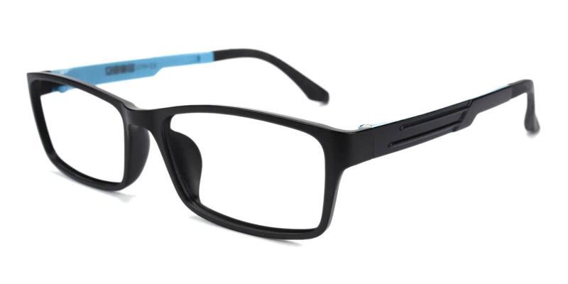 Blue Terra - Plastic Eyeglasses , Lightweight , UniversalBridgeFit