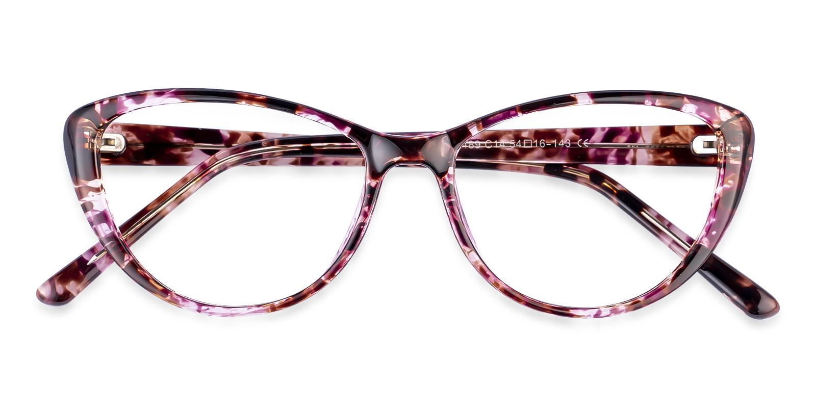 Memento Pattern Acetate Eyeglasses , UniversalBridgeFit Frames from ABBE Glasses