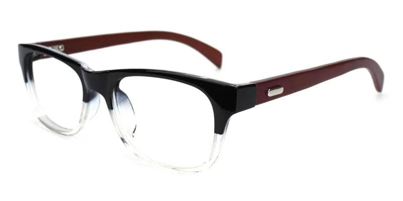 Multicolor Germantown - Acetate Eyeglasses , UniversalBridgeFit
