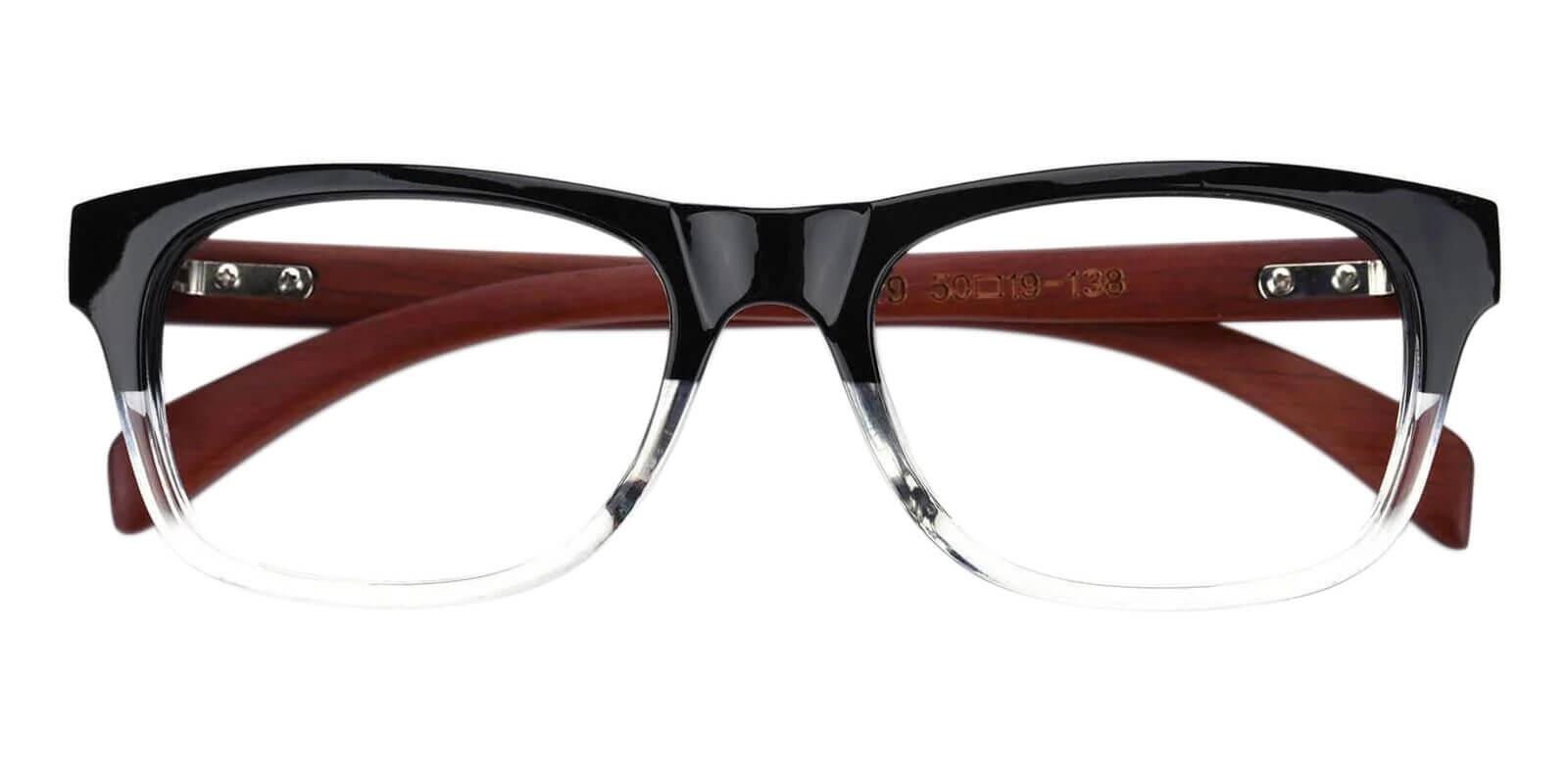 Germantown Multicolor Acetate Eyeglasses , UniversalBridgeFit Frames from ABBE Glasses
