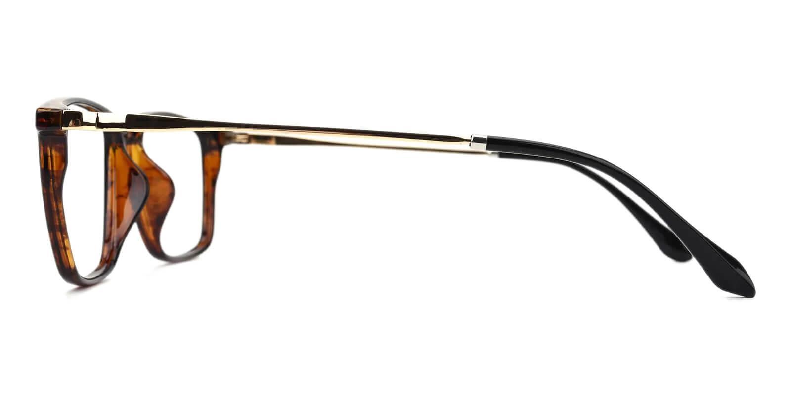 Honor Tortoise TR Eyeglasses , Lightweight , UniversalBridgeFit Frames from ABBE Glasses