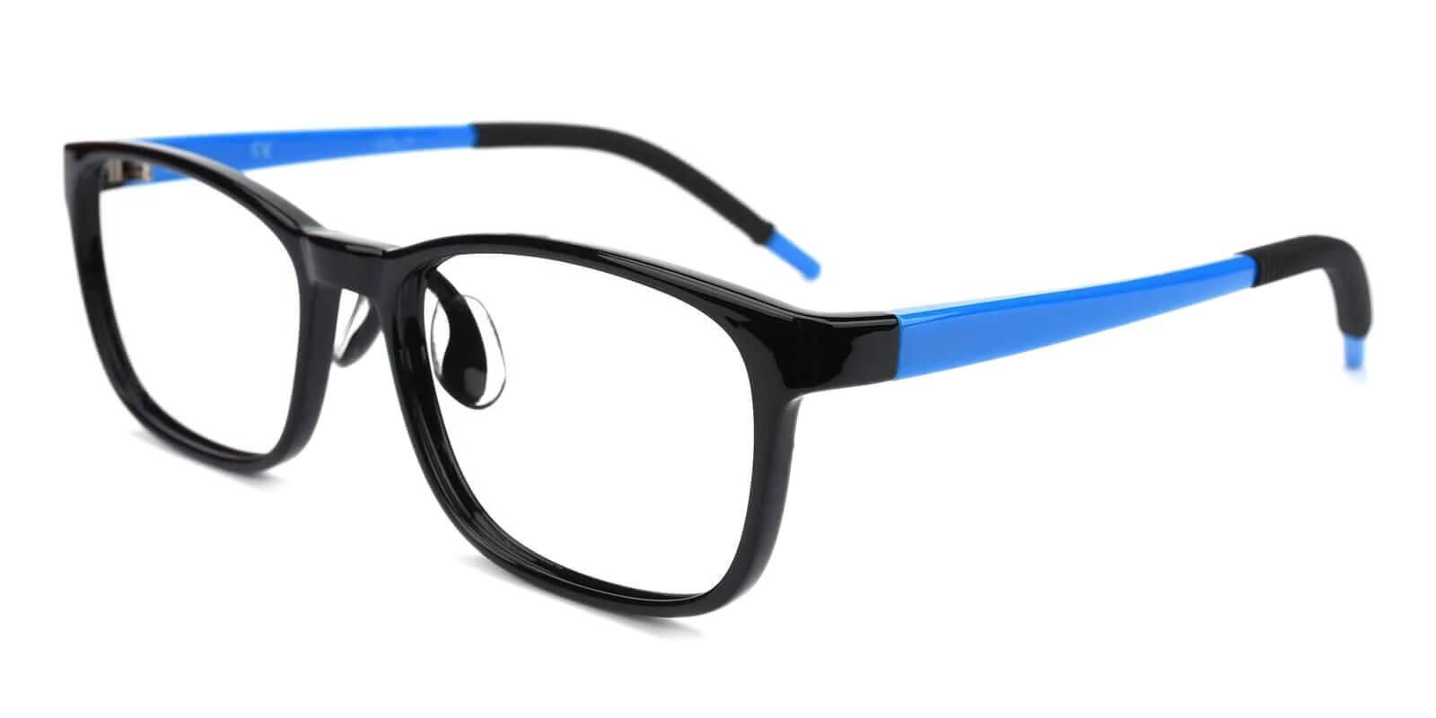 Kids-Bobby Multicolor TR Eyeglasses , Lightweight , NosePads Frames from ABBE Glasses