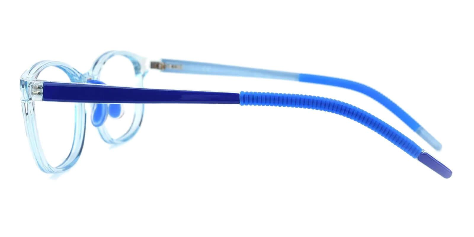 Kids-Willy Translucent TR Eyeglasses , Lightweight , NosePads Frames from ABBE Glasses