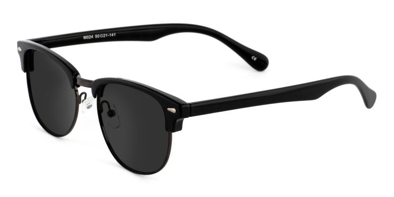 Black Michel - Combination NosePads , Sunglasses