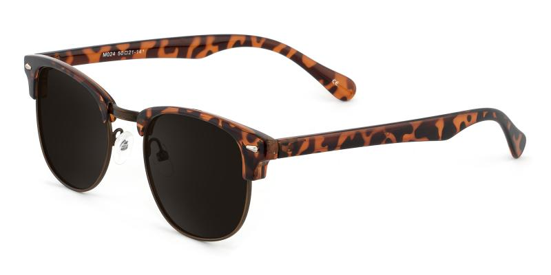 Leopard Michel - Combination NosePads , Sunglasses