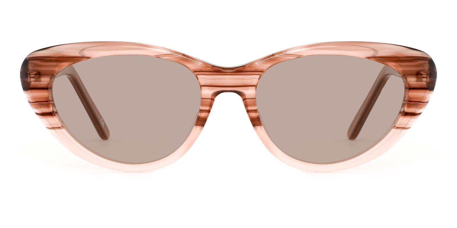 Botanist Cream Acetate SpringHinges , Sunglasses , UniversalBridgeFit Frames from ABBE Glasses