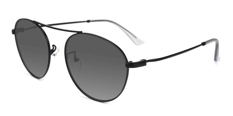 Black Daydream - Metal NosePads , Sunglasses