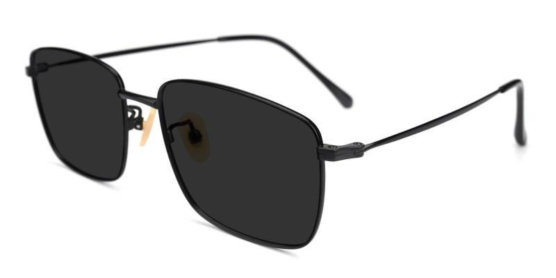 Black Synapse - Titanium ,Sunglasses