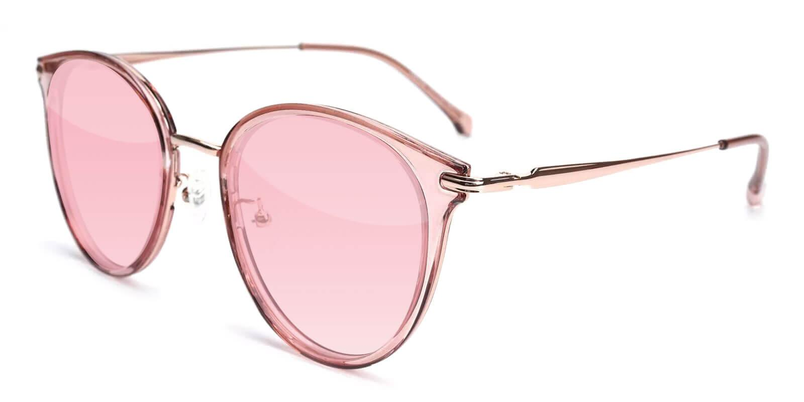 Fan Pink TR NosePads , Sunglasses Frames from ABBE Glasses