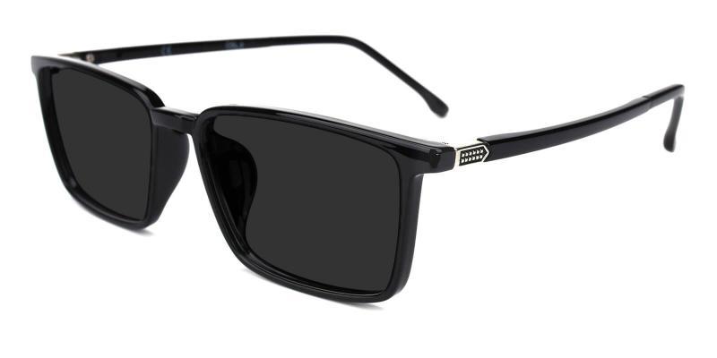 Black Feline - TR Sunglasses , UniversalBridgeFit