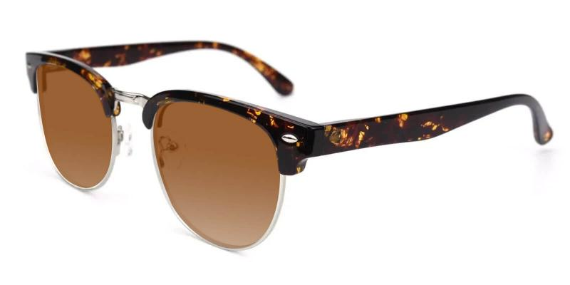 Pattern Giveny - TR NosePads , Sunglasses