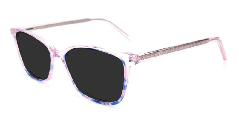 Pink Sweet - Acetate ,Universal Bridge Fit