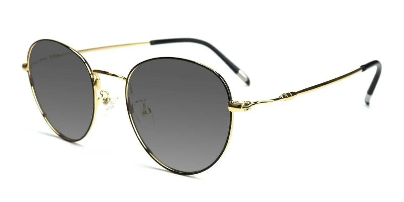 Multicolor Coxon - Metal ,Sunglasses