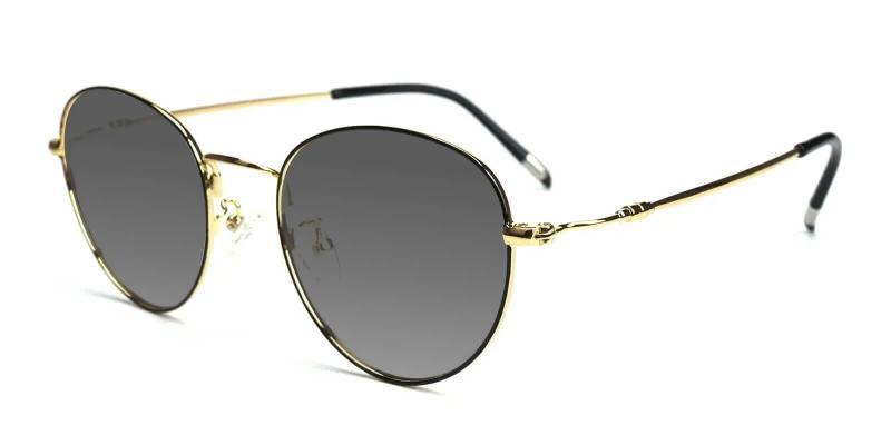Multicolor Coxon - Metal ,Sunglasses