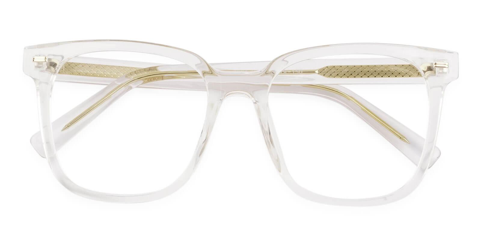 Wings Translucent  Eyeglasses , UniversalBridgeFit Frames from ABBE Glasses